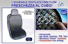 Coprisedili Ford Fiesta universale auto schienale ventilato estivo copri singolo