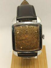 Vintage Omega Bumper 342 Cioccolatone 3950-4. 91 Watch