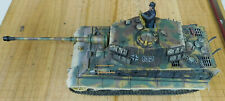Forces of Valor, Unimax 1/32 King Tiger Tank, Normandy 1944 Tiger II
