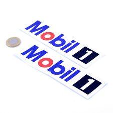 Mobil 1 Olio Classica Adesivi Auto Moto Decalcomanie in vinile da corsa 150 mm x2