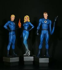 Fantastic Four Statue 3-Pack Set 395/500 Bowen Designs NEW SEALED