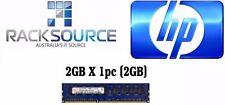 Registered 2GB DDR3 SDRAM Network Server Memory (RAM)