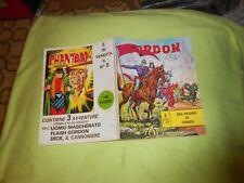 GORDON N°4  del 1977  ed. FRATELLI SPADA  CON  ADESIVI   MAI STACCATI