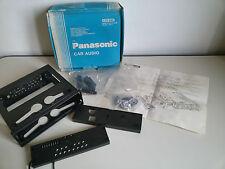 PLANCIA Slitta ESTRAIBILE per AUTORADIO D'EPOCA PANASONIC mod CQ 977 978 983 984