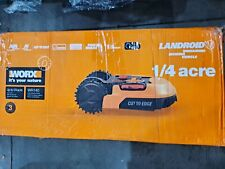 Worx Wr140 20V Landroid M Cordless 4.0 Robotic Lawn Mower Certified