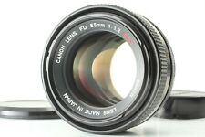 【Near MINT】 Canon FD 55mm F/1.2 S.S.C. SSC FD Mount MF Lens From JAPAN #b9
