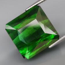 20.08Ct.Very Good Color HUGE Top Tsavorite Green Color Tourmaline Perfect Shape