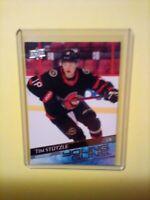 2020-21 Upper Deck Hockey #482 Tim Stutzle Young Guns