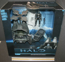 Big McFarlane Halo Universe ODST Drop Pod With Rookie Action Figure Box Set NEW