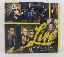 Live - 2000 Friends of Live Holiday Gift (3000 copies produced) CD Kowalczyk
