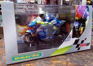 SCALEXTRIC 1/32  C6005 MOTO GP VALENTINO ROSSI GO YAMAHA RACING, NIB