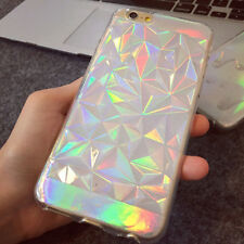 Luxury Shockproof Soft Gel Phone Back Case Cover for Apple iPhone X 5 8 6 7 Plus