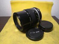 "Nikon Ai Nikkor 135mm f/2.8 MF Telephoto Lens ""Excellent+"" #20527"