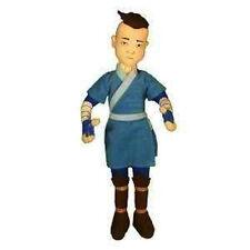 "12"" Sokka Plush Soft Stuffed Bendable Poseable Doll Avatar Last Airbender - New"