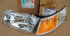 1998-2002 Grand Marquis Brand New Headlight And Marker Light Left Side 2pcs