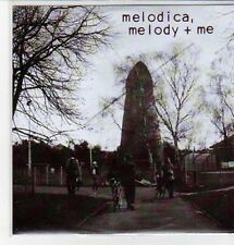 (CZ210) Melodica, Melody + Me, Imperfect Time - 2012 DJ CD