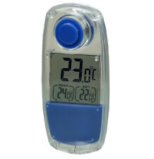 PowerPlus Parrot - Indoor/Outdoor Solar LCD Thermometer