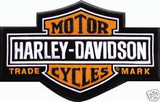 HARLEY DAVIDSON LONG BAR SHIELD  HARLEY PATCH
