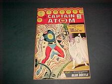 Captain Atom Charlton File Copy #86 Ditko Cover 9.8 Nm-Mt