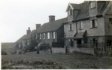 Walberswick unused RP old postcard Jenkins Southwold