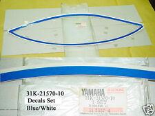Yamaha RD350YPVS RZ350 Front Fender Decal NOS Genuine Graphic Sticker 31K-21570-