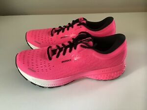NEW Brooks Ghost 13 Splash Collection LE Women's Running Shoes - Pink - Sz 9