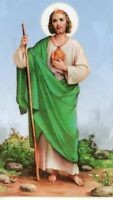 St. Jude - Novena - Laminated Holy Card