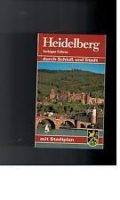 Heidelberg farbiger Führer - durch Schloß und Stadt