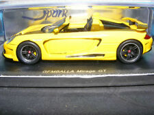 Spark Porsche Resin Diecast Cars, Trucks & Vans