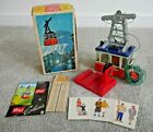 VINTAGE LEHMANN RIGI 900 CABLE CAR TOY MADE IN WEST GERMANY 1960s BOXED  J977