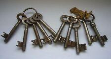 Truhen Schlüssel Riesenmaße 13 cm Vintage Schlüssel /& Schlösser Möbelschlösser 1