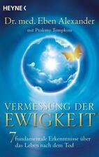 Vermessung der Ewigkeit von Eben Alexander und Ptolemy Tompkins (2017, Taschenbuch)