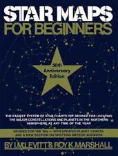 Star Maps for Beginners: 50th Anniversary Edition Levitt, I.M., Marshall, Roy K