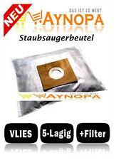 Staubsaugerbeutel für Silvercrest M 7104-4,P/O No: 2153 Lidl ,M7104