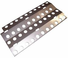 """DCS Gas Grill Stainless Steel Heat Bottom Heat Plate 19"""" x 9.5""""  90361 New"""