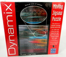 Dynamix Super Highway Moving Jigsaw Puzzle 250 pieces 13 in x 12 in
