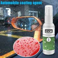Glass Nano Hydrophobic Car Ceramic Wax/Coating Cloth/Shoe Waterproof Agent Spray