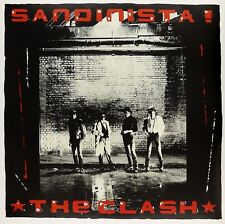 The Clash SANDINISTA! 180g +MP3s REMASTERED Sony Music NEW SEALED VINYL 3 LP
