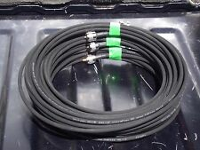 LMR240UF Ultra Flex 50 Ohm Compatible Coax 100 Ft w/PL259 CB/Ham Radio US Made