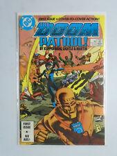 Doom Patrol (2nd Series) #1, 8.0/VF (1987)