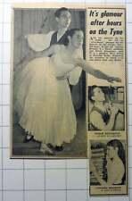 1953 Cynthia Bromley Derek Kinnarney Tyneside Ballet Workshop