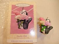 Garden Club Series Hallmark Keepsake Ornament Skunk 1996 # 2 of 4 Easter Lilacs