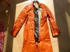 Motorradkleidung Damen, Overall, Regen - Kombi, Gr. 42/44, orange,