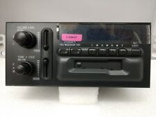 Am-Fm-Cassette radio. Oem for some 1994-2002+ Gm. Car or mini van need a stereo?(Fits: Isuzu)