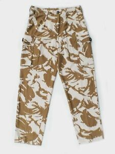 british army, tropical desert dpm trousers, grade 2
