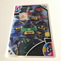 Toys R Us Lego Collectors Trading Cards - choose your card(s) FREE POST