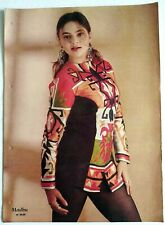Bollywood Actor India Poster - Madhu Madhoo - 12 inch X 16 inch