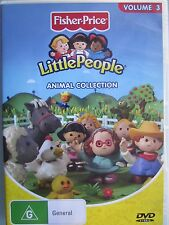 Little People Animal Collection DVD - Fisher- Price