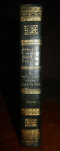 1821 History House of Stanley and Of The Isle of Man 2 Vols in 1 Later Edition