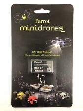 Parrot Minidrones 550MAH Battery LI-PO Rechargeable Battery New